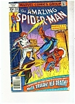 Click here to enlarge image and see more about item M1252: The Amazing Spider Man - # 184 Sept. 1978