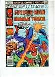 Spider Man and the Human Torch - # 61 Sept. 1977