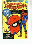 Click here to enlarge image and see more about item M1256: The Amazing Spider man comic - 1979 Issue