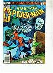 Click here to enlarge image and see more about item M1259: The Amazing Spider Man comic -  # 181 June 1978