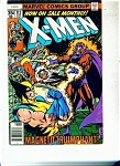 X-Men comic -   # 112  August 1978