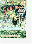 The Amazing World of Superman comic - # 279 1974