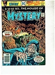 The House of Mystery comic - # 245  Sept. 1976