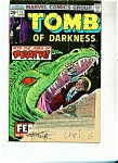 Tomb of Darkness comics - # 17  Nove. 1975