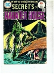 Secrets of Haunted House - # 1  May 1975