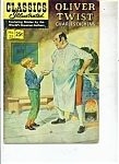 Click here to enlarge image and see more about item M1299: Oliver Twist by Charles Dickens - # 23 - 1969