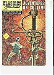 Click here to enlarge image and see more about item M1305: Adventures of Cellini - # 38  -  Spring 1970