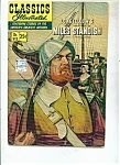 Miles Standish by Longfellow -  # 92 -Winter 1969