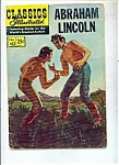 Abraham Lincoln -  # 142 - Autumn 1969