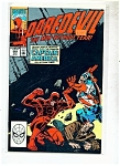 Daredevil comics -  # 283  August 1990