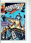 Daredevil comics -  # 292   May 1991