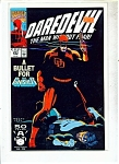Daredevil comics -  # 293  June 1991