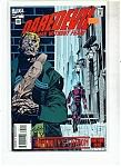 Daredevil comics -  # 335 December 1994