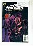 Daredevil comics -  # 338 March 1995