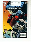 Daredevil comics -  - # 342 July 1995