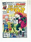 The Mighty Thor comic -  # 454 Late Nov. 1992