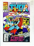 Click here to enlarge image and see more about item M1402: The Mighty Thor comic -  # 472 -  March1994