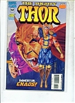 Click here to enlarge image and see more about item M1406: The Mighty Thor comic -  # 482   January 1995
