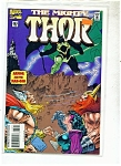 Click here to enlarge image and see more about item M1407: The Mighty Thor comic -  # 483  February 1995