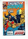 Thunder Strike comic -  # 13  October 1994