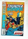 Thunder Strike comic -  Double feature # 13, Oct. 1994