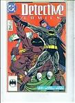 Detective comics -  # 602  July 1989