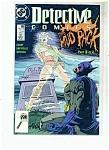 Detective Comics -  # 606    1989