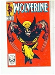 Wolverine comic -  # 17  Late November 1989