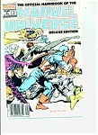 Marvel Universe  comic -  # 2  Jan. 1986
