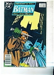 Batman comics -  # 435 - July 1989
