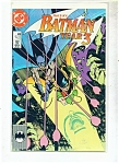 Batman year 3  -  # 438   1989