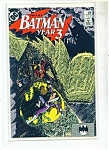 Batman year 3 -  # 439   1989