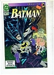 Batman comics -  # 496 - Early July 1993
