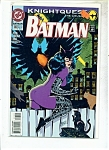 Batman comics -  #503  - January 1994