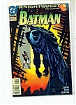 Batman comic -  # 507 -  May 1994