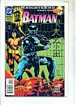 Batman comic -  # 509  July 1994