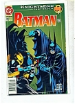 Batman comic -  # 510  - August 1994