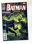 Batman comic -=  # 512 -  November 1994