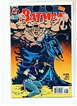 Batman comic -  # 517    April 1995
