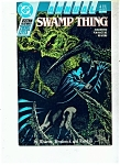 Swamp Thing Annual comic -   # 4   1988