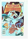 Batman and the Outsiders comic -  # 6 Jan. 1984