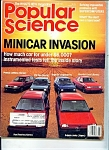 Popular Science Magazine -  May 1987