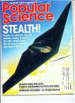 Popular Science Magazine -  July 1988