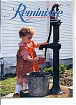 Click here to enlarge image and see more about item M1499: Reminisce magazine -  July/August 1992