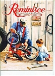 Click here to enlarge image and see more about item M1512: Reminisce magazine-  July/ August 1994