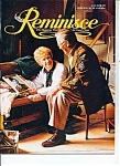 Click here to enlarge image and see more about item M1513: Reminisce magazine-  Jan/Feb. 1995