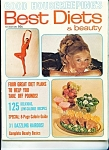 Click here to enlarge image and see more about item M1520: Good Housekeeping - Best diets and beauty - 1971 Editio