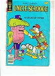 Uncle Scrooge comics -  Gold Key 0 # 154 1978