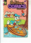 Walt Disney's Comics and stories -  copyright 1953