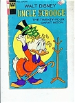 Uncle Scrooge comic -  # 135  December 1976